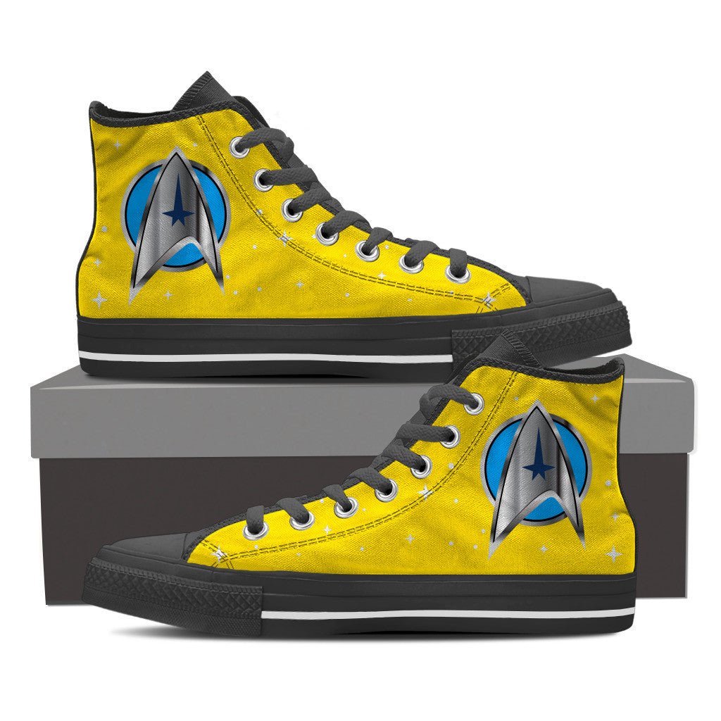 Star Trek Yellow- Men's High