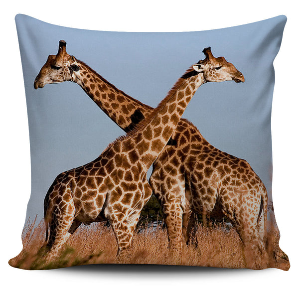 GIRAFFE PILLOW COVERS