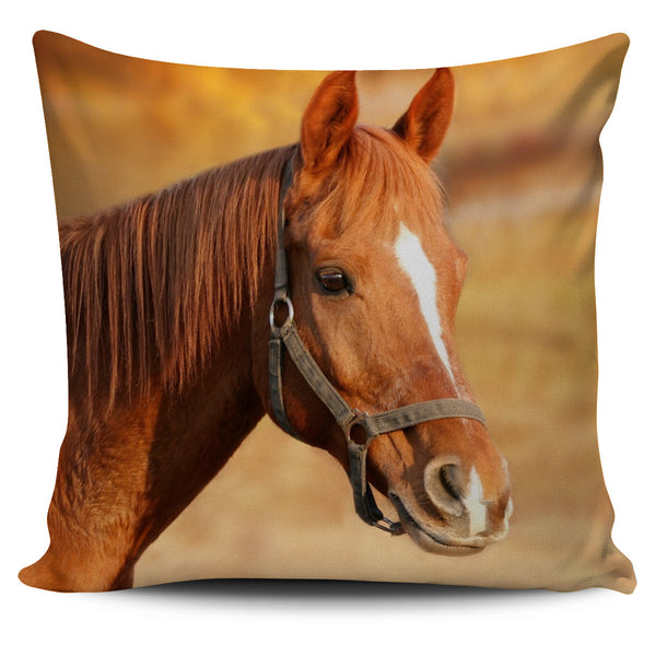 HORSE PILLOW COVERS