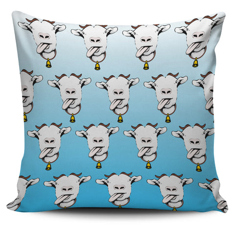 Goat Pillow Cover