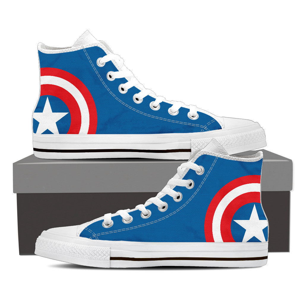 Captain America - Women's High
