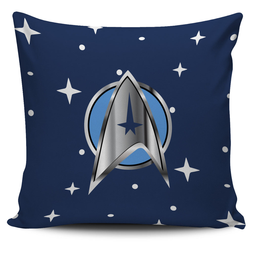 Star Trek Pillow Cover