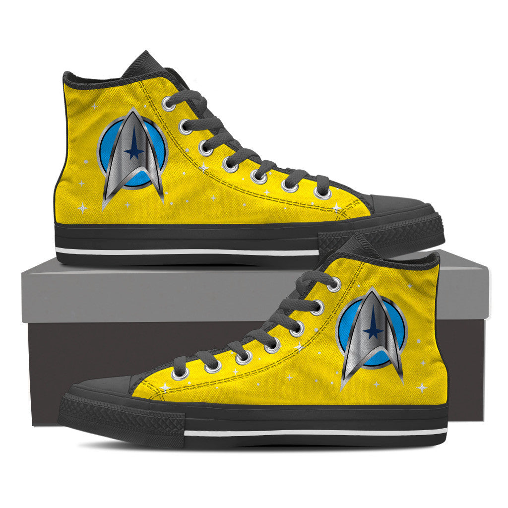 Star Trek Yellow - Women's High
