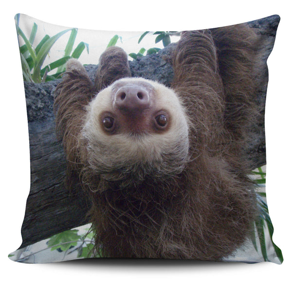 SLOTH PILLOW COVERS