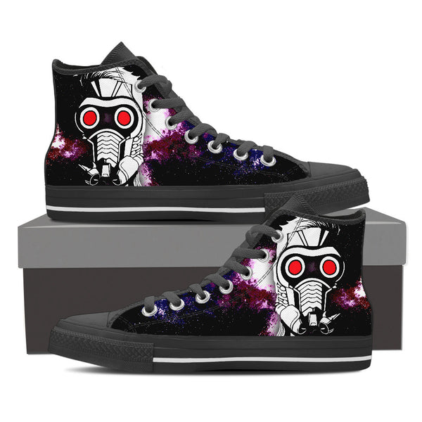 Guardians Star Lord - Women's High Top