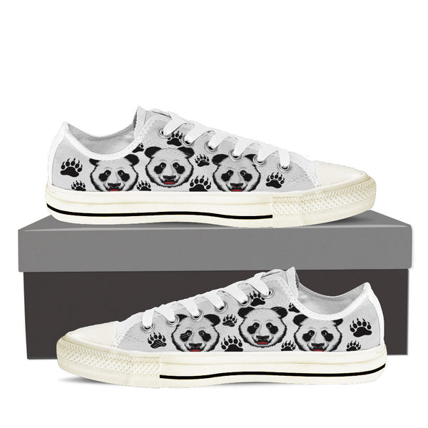 Panda - Women's Low Cut