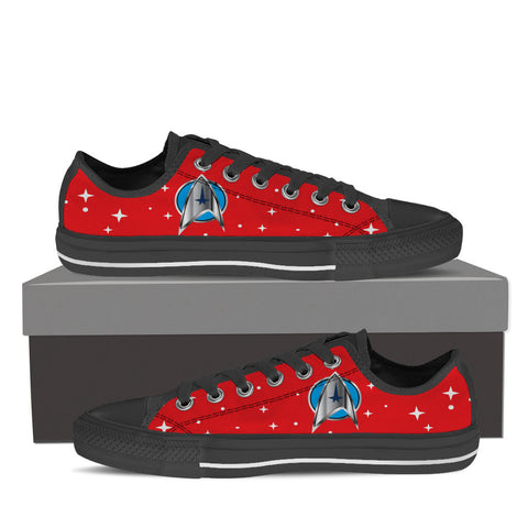 Star Trek Red- Women's Low