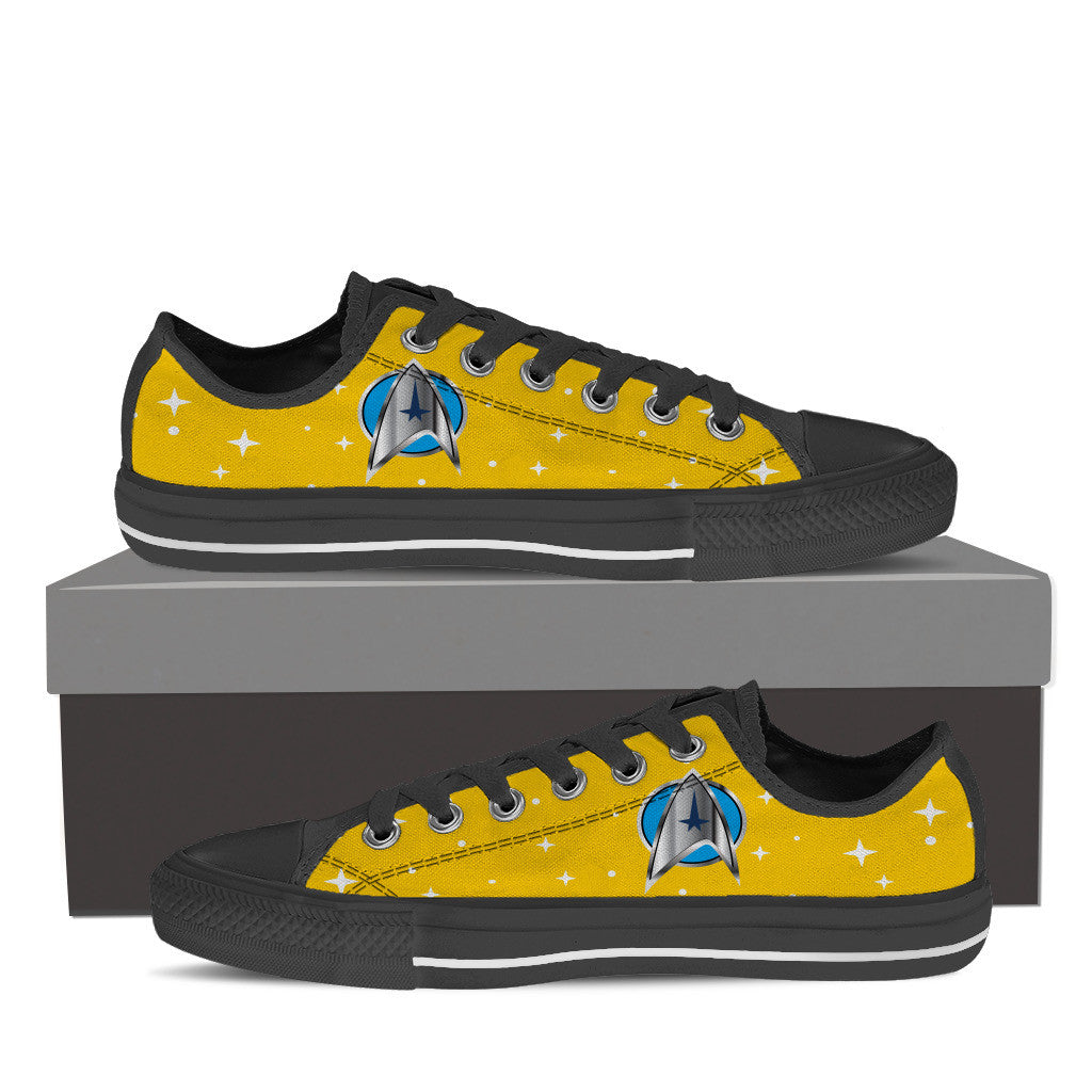 Star Trek Yellow- Men's Low