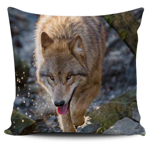 WOLVE PILLOW COVERS