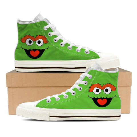 Grouch - Women's White
