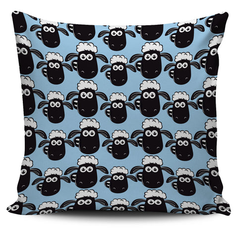 Sheep Pillow Cover