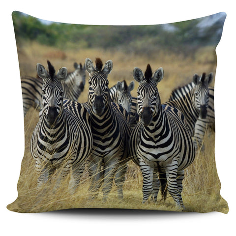 ZEBRA PILLOW COVERS