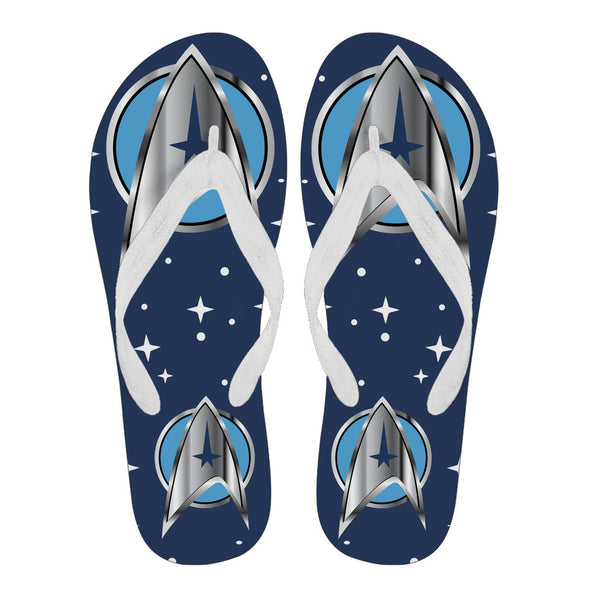 Star Trek Flip Flops - Women's