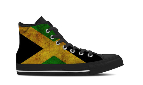 LIMITED EDITION JAMAICAN FLAG SNEAKER