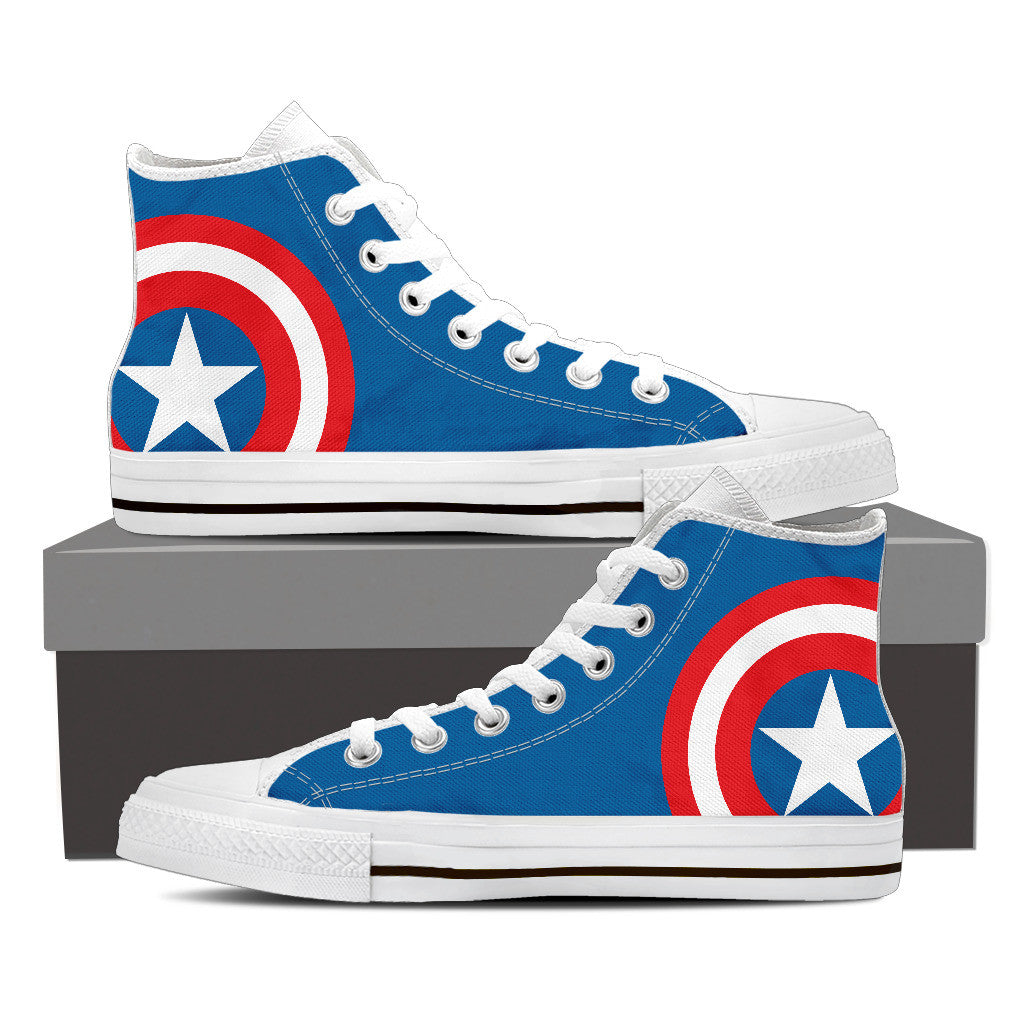 Captain America - Men's High