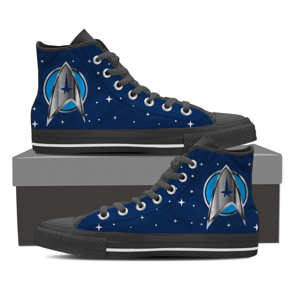 Star Trek Blue - Men's High