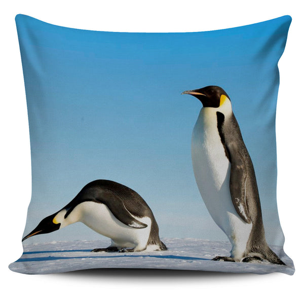 PENGUIN PILLOW COVERS