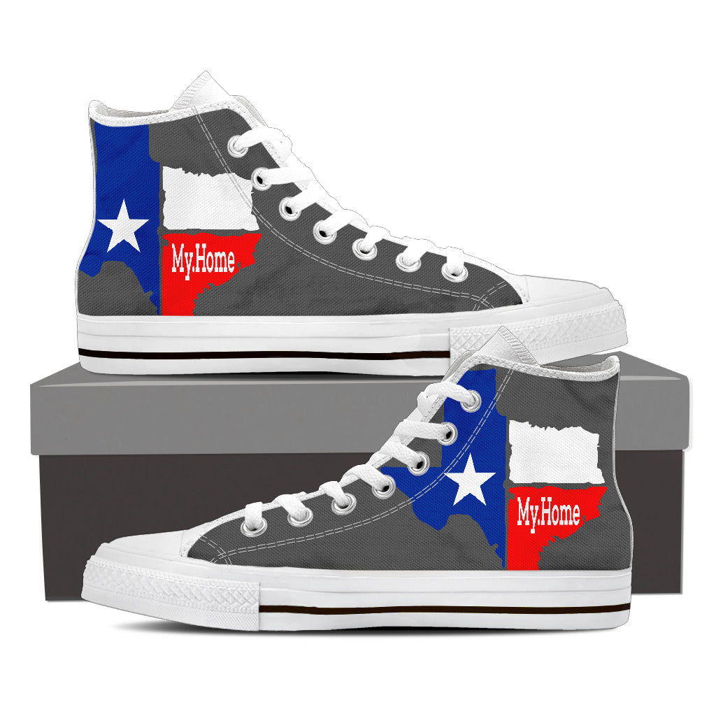 Texas - Women's High Top