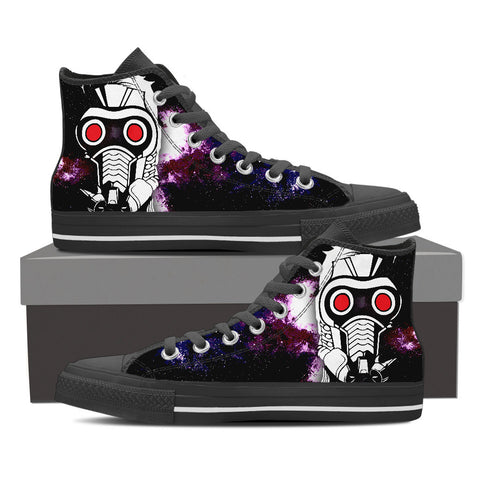 Guardians Star Lord - Men's High Top