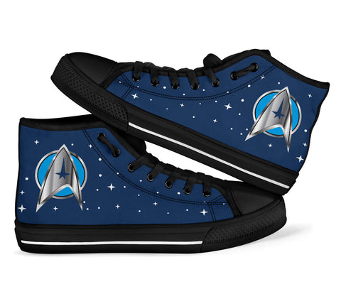 Star Trek - Men's High Top