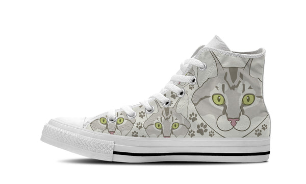 Maine Coon - Women's White