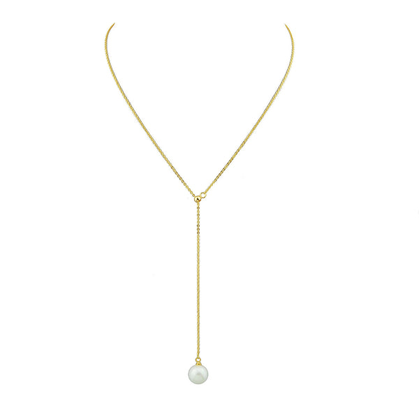 Fashion Pearl Pendant Necklace