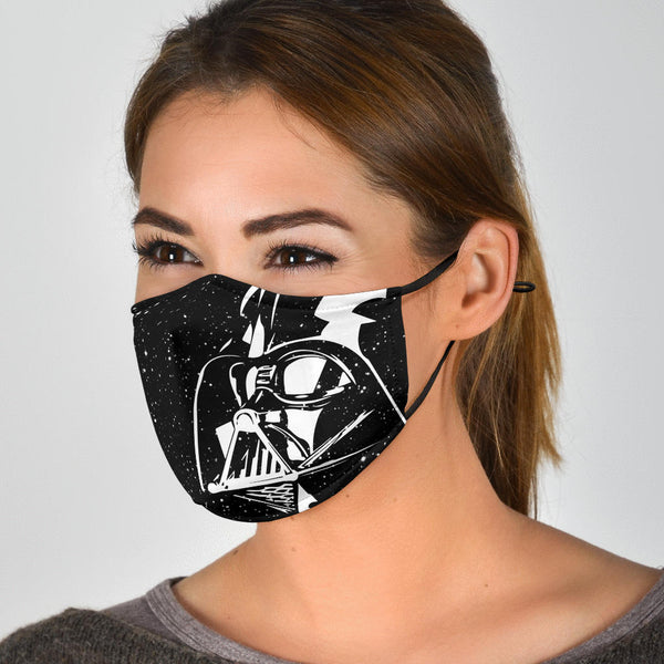 Darth Vader Black Face Mask