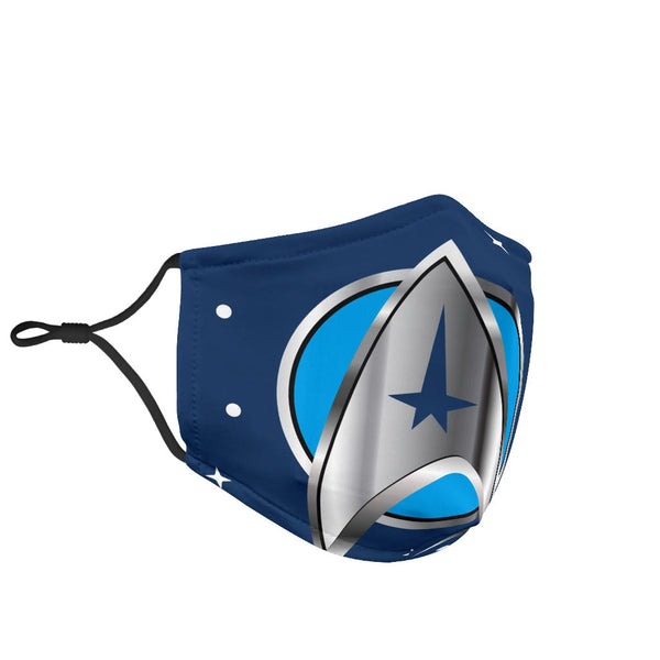 Star Trek Face Mask