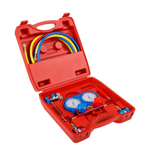 Air Conditioning Manifold Gauge Tool Set - Store 84