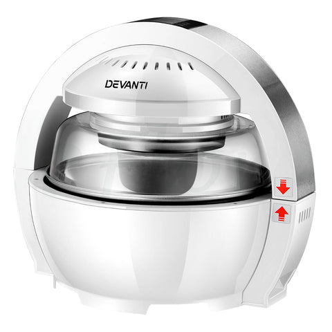 White Devanti Air Fryer - Store 84