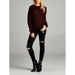 Thick Knit - Driven Boutique