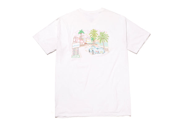 Limited Edition Road Trip Tee - White