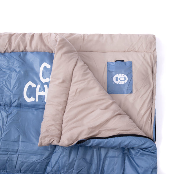 CAMP CHACHA x Coleman Unisex Sleeping Bag