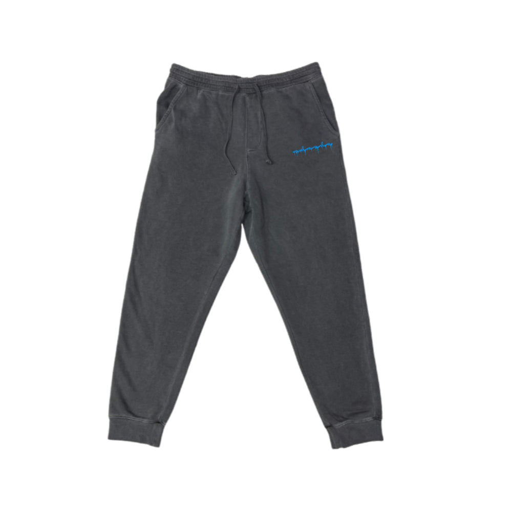 Ice Grey Sweat Pant
