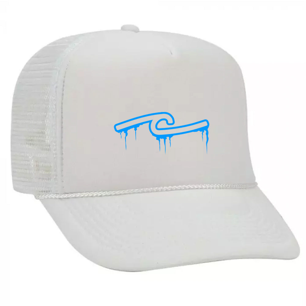 Ice White Hat