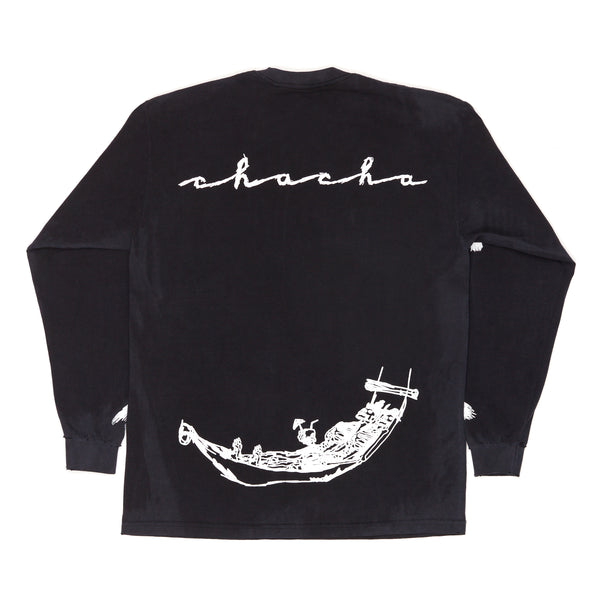 Vacation Long Sleeve Tee