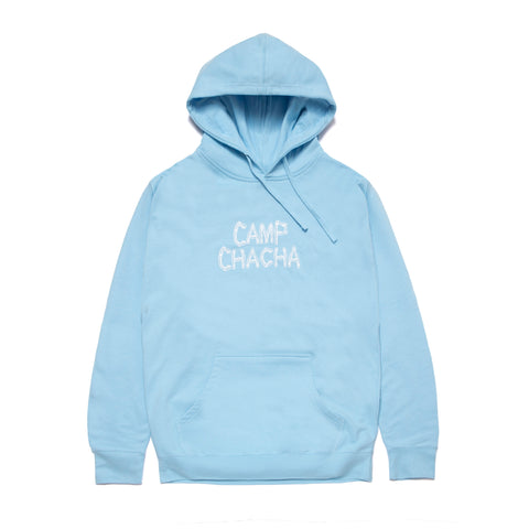 CAMP CHACHA HOODIE- Blue (Glow In The Dark)