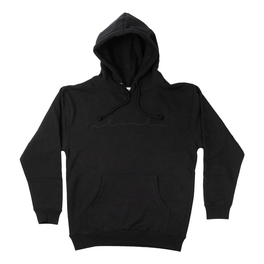 Classic Logo Embroidered Hoodie
