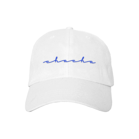 Chacha Embroidered Logo Hat
