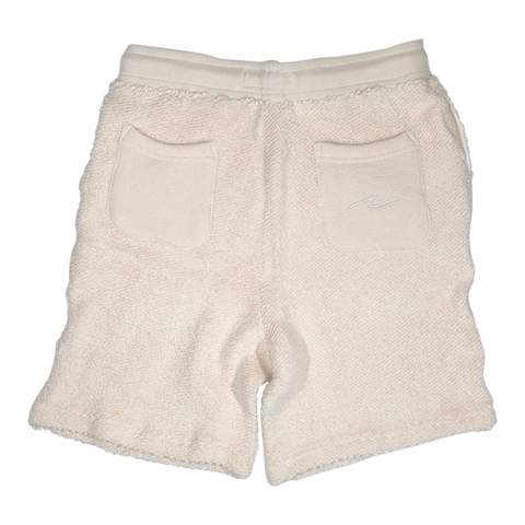 Tonal Terry Shorts (Sand)
