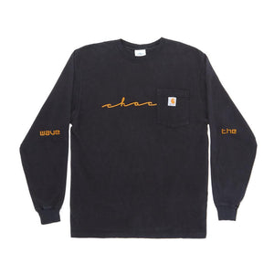 Chachartt Vintage Long Sleeve
