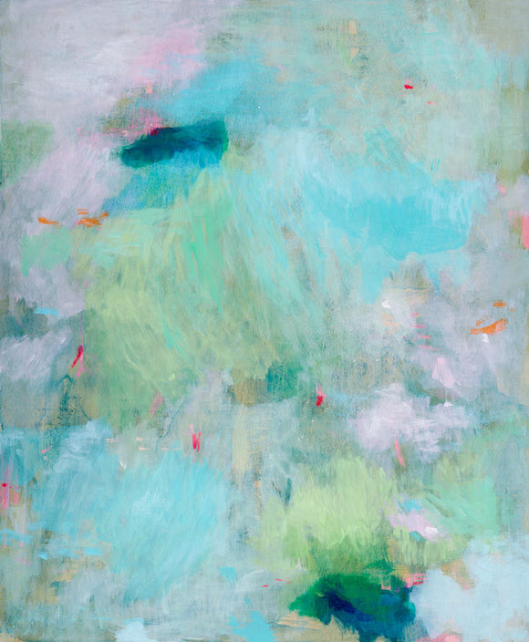 abstract fine art print contemporary belinda marshall depths