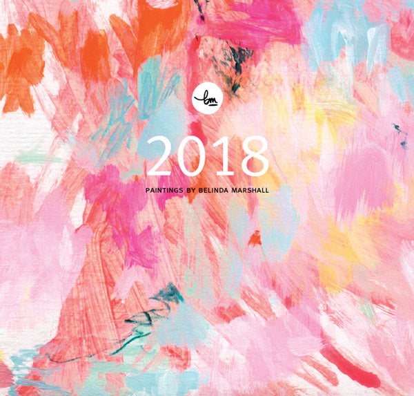 2018 wall calendar ~ ON SALE