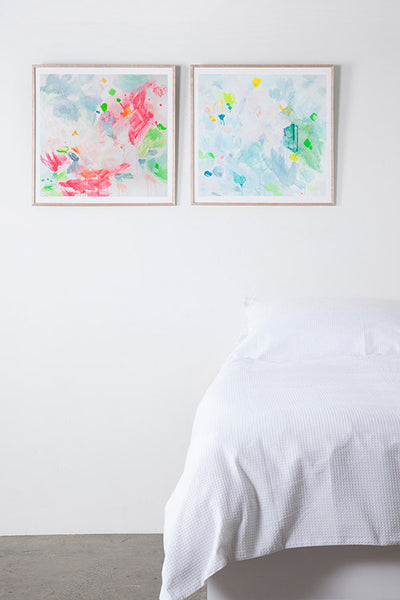 framed fine art prints in situ giclee belinda marshall always was and always will be