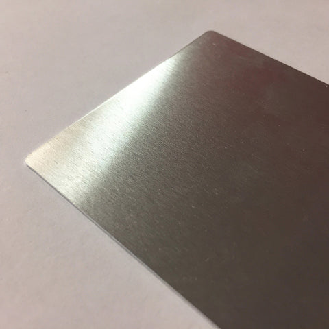Linished Aluminium Finish