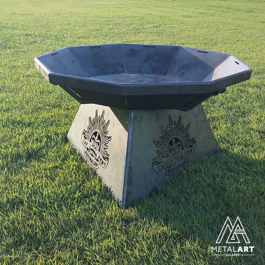Surething 900 - Firepit & Stand Combo