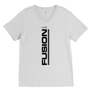 Hair Fusion Mens V-Neck T-Shirt
