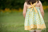 Sophia Tunic & Willow Shorts: Pineapple Party