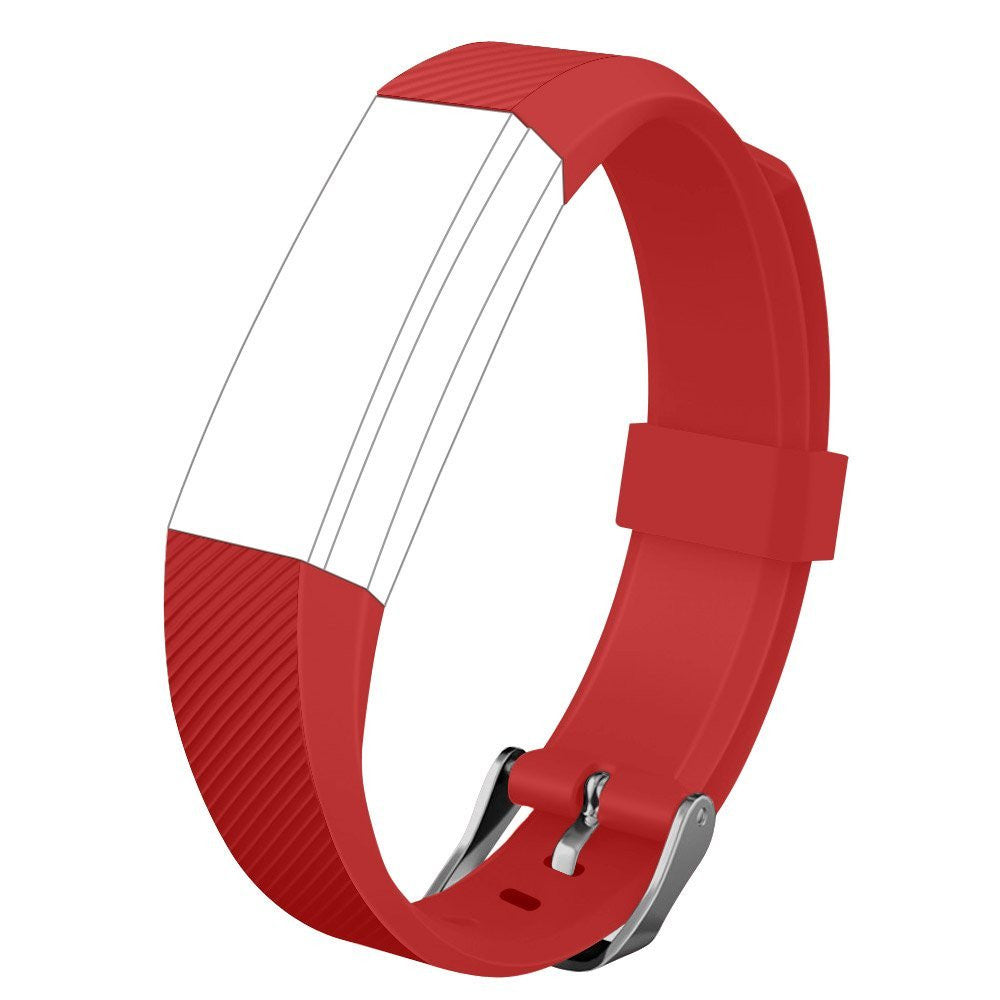 Fitbit Alta Band Soft Replacement Wristband With Metal Buckle Clasp Red Accessory Bracelet Iyellow Store
