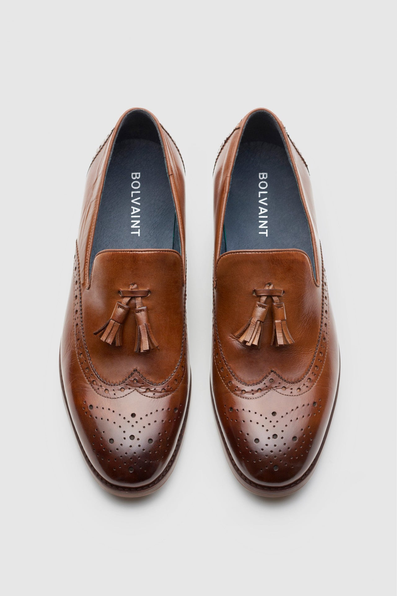 The Verrocchio Tassel Loafer